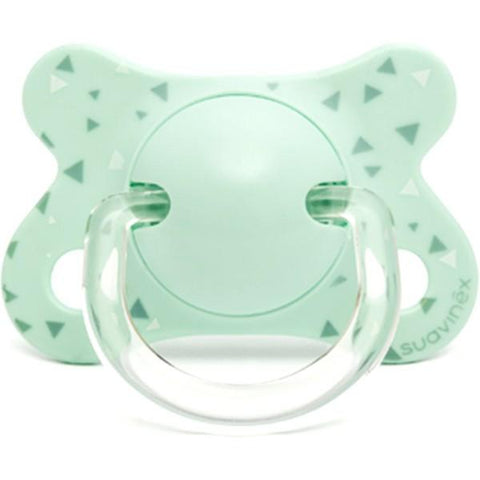 Teether Suavinex Fusion Mint Triangles (-2.4M)
