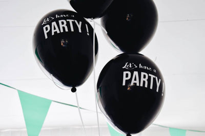 SuzyB - Balloon Let's Have a Party