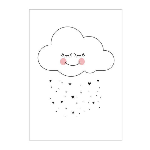 Postcard Eef Lillemor Sweet Cloud