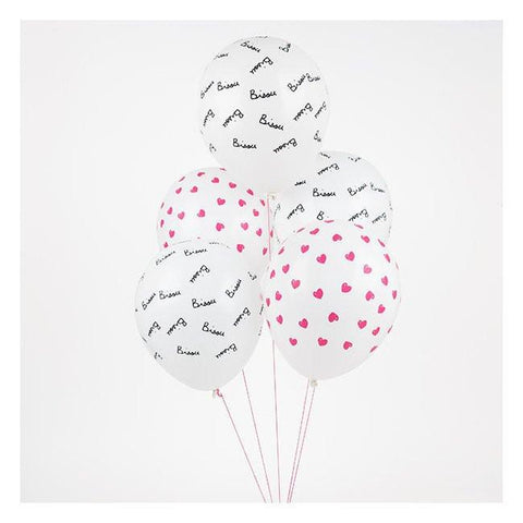 My Little Day 5 Balloons Bisou