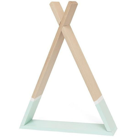 Petit Monkey - Shelf Teepee Mint