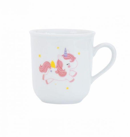 A Little Lovely Company - Set of 2 Thirs Tea Unicorn