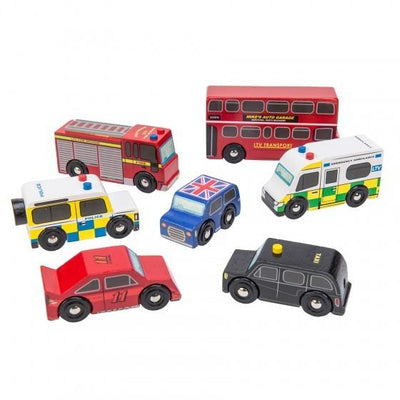 Le Toy Van - London Car Set