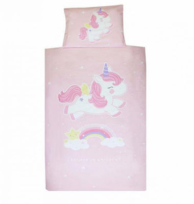 A Little Lovely Company - Duvet Cover Unicorn