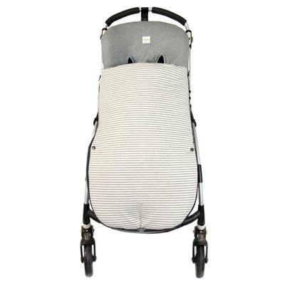 Fundas - Footmuff for pushchair Kodak Stripes