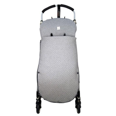 Fundas - Footmuff for pushchair Vintage Dot