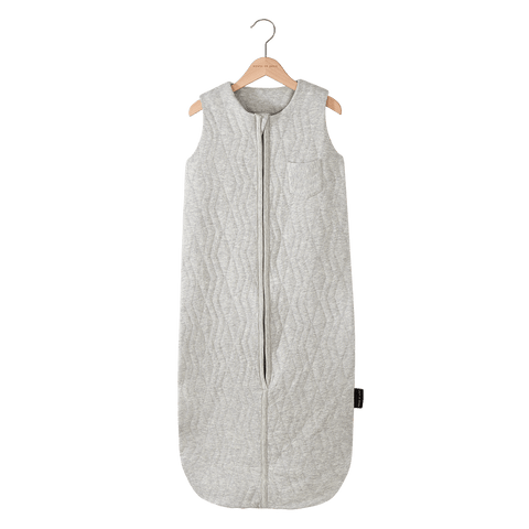House Of Jamie - Sleeping Bag Summer Geometry Jacquard Stone