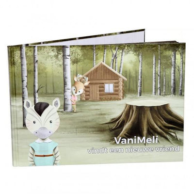 VaniMeli - Book VaniMeli Find a New Friend