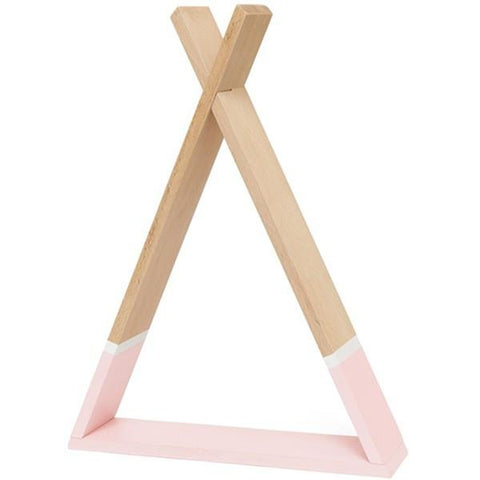 Petit Monkey - Shelf Teepee Pink