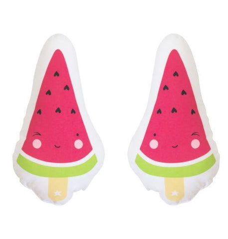 A Little Lovely Company - Little Cushion Watermelon Popsicle