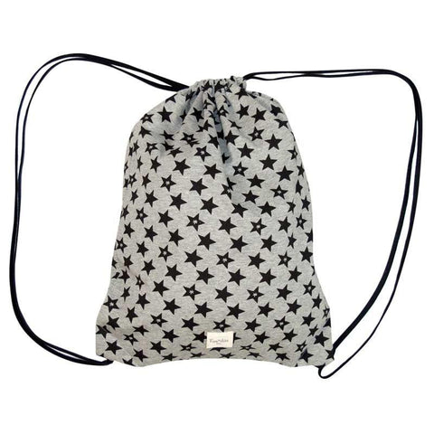 Fundas - Waterproof Backpack Fun Black Star