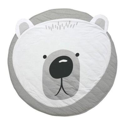Mister Fly - Playmat White Bear