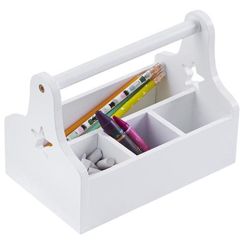 Kids Concept - Star Storage Box White