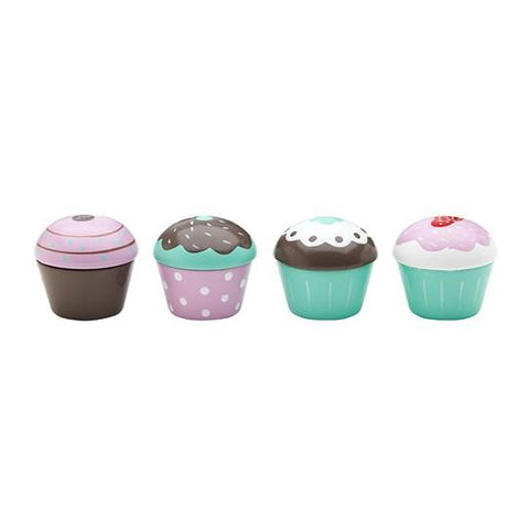 Kids concept Cupcakes playset 4st
