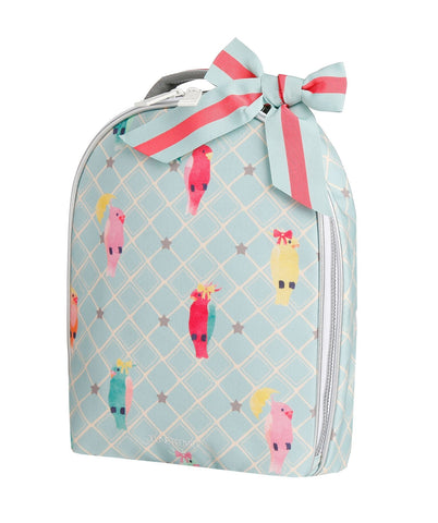 Jeune Premier - Backpack Ralphie Mini Posh Parrots