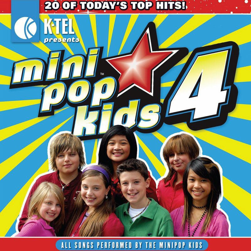 Mini Pop Kids 4
