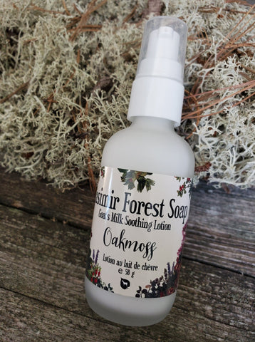 Oakmoss Post Shave Soothing Lotion