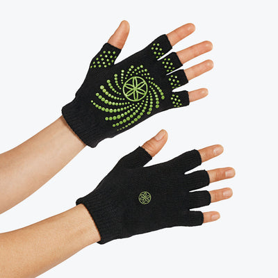 Grippy Yoga Gloves