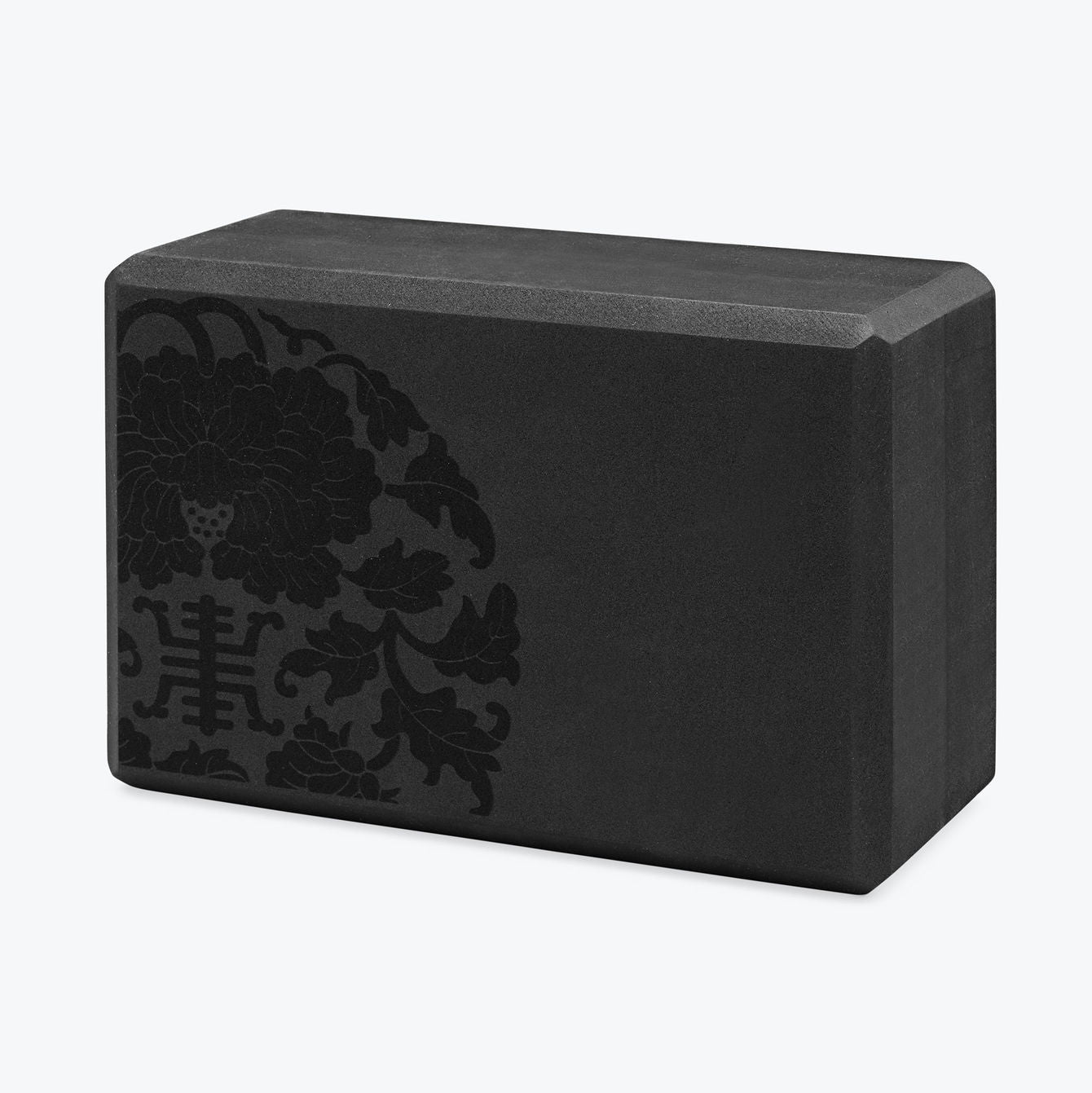 Gaiam Sol Medallion Yoga Block