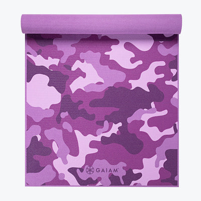 Camo Yoga Mat (3mm)