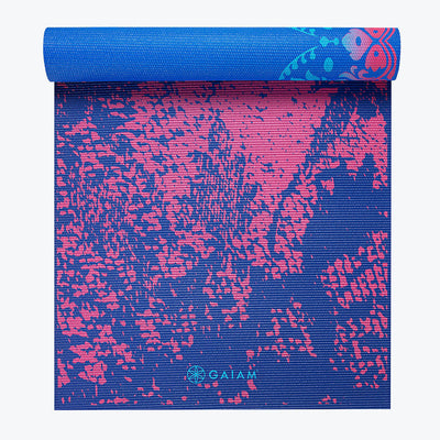 Pleasant Pose Reversible Yoga Mat
