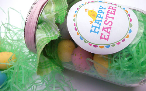 Free Printable Easter Tags & Labels