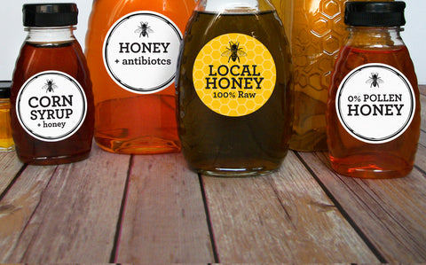 The Honey Laundering Scandal (aka, get to know your local beekeeper)