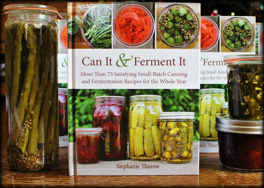 Can It & Ferment It Canning Cookbook | CanningCrafts.com
