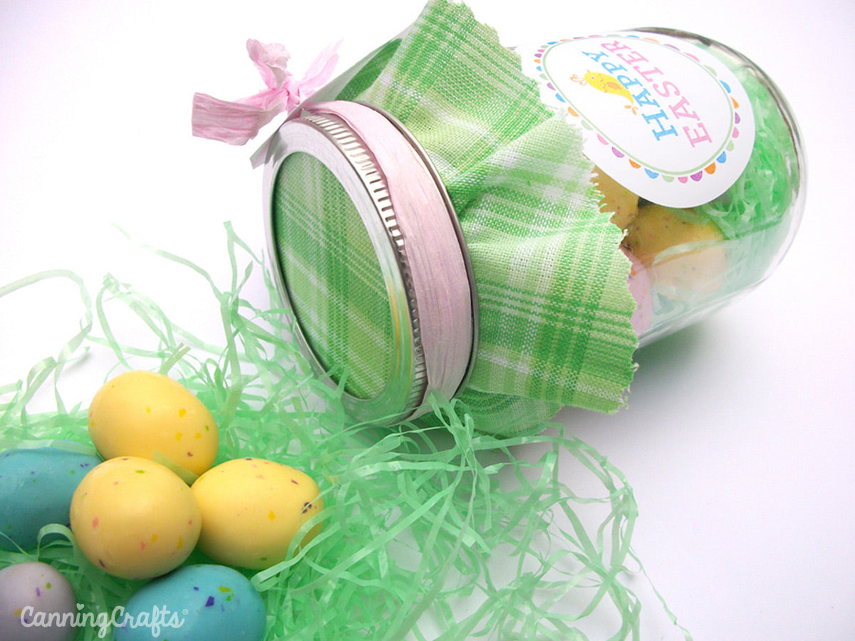 CanningCrafts.com Free Printable Easter Hang Tags & Labels