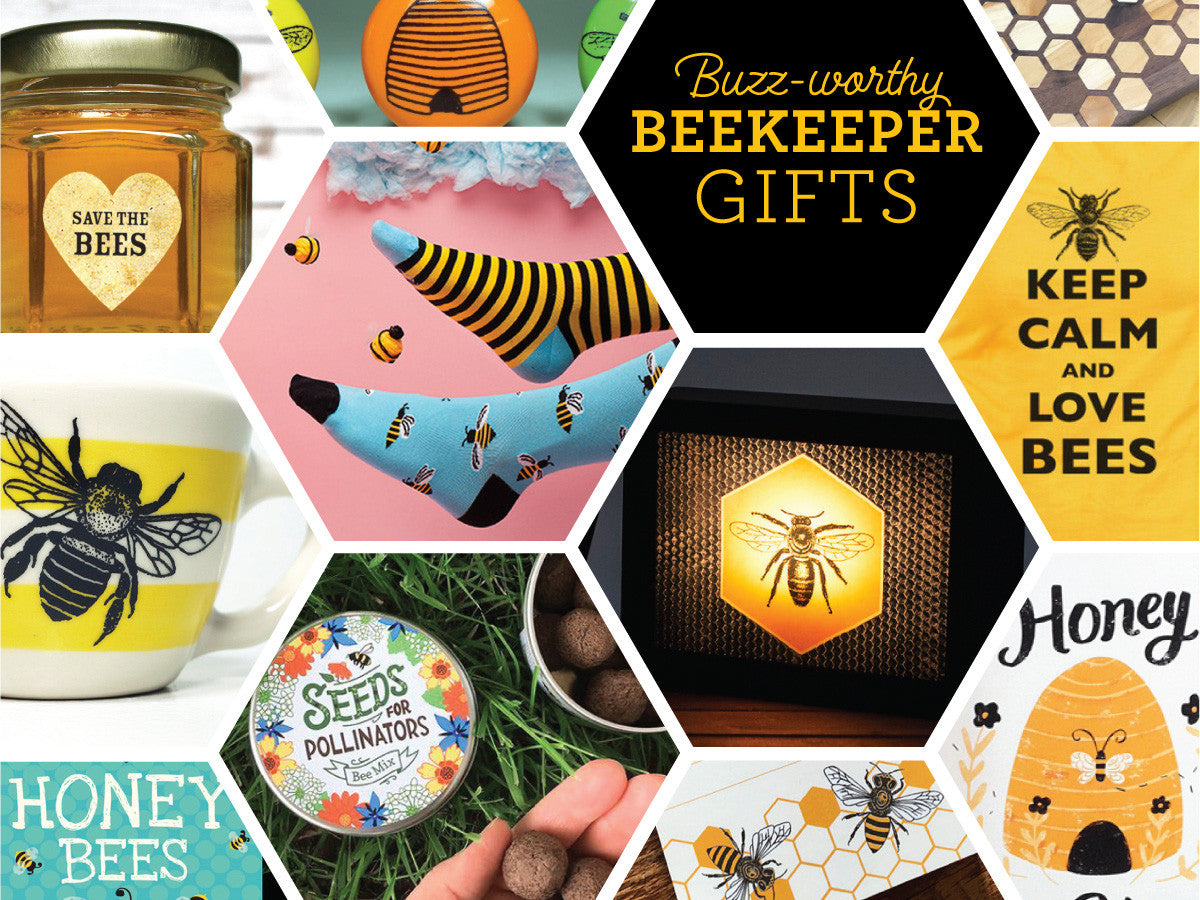 Buzz-worthy Gifts for Backyard Beekeepers and Bee Lovers | CanningCrafts.com