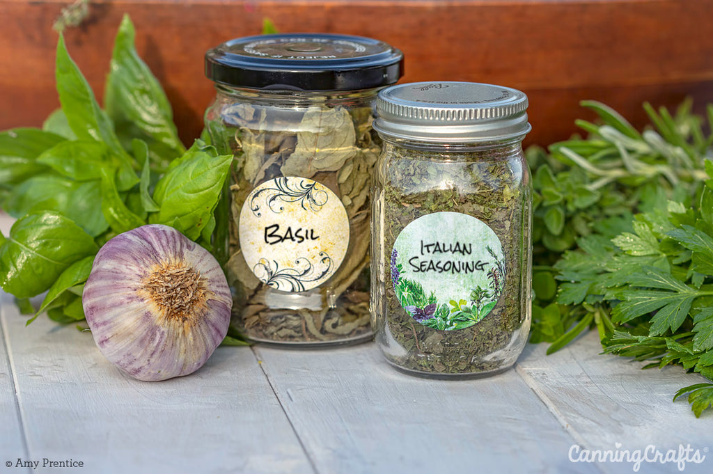 Grow and Create Your Own Italian Seasoning Blend