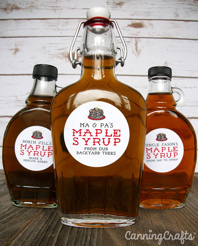 Maple Syrup Health Benefits & Recipes | CanningCrafts.com