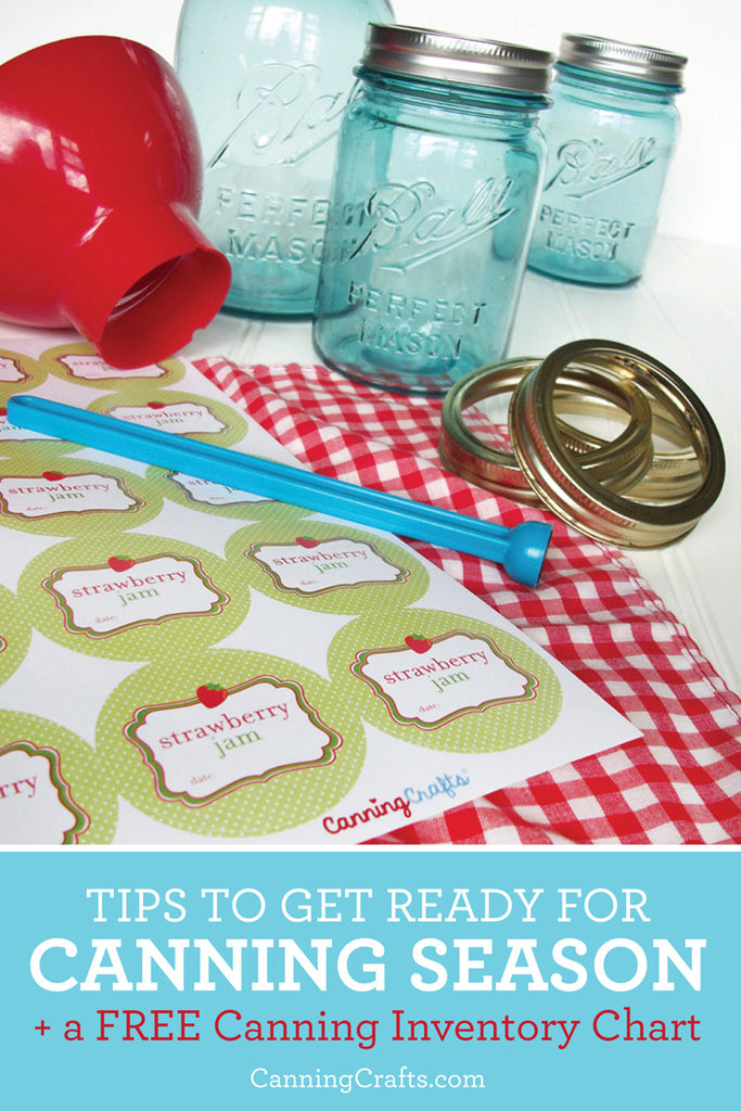Canning Day Tips | CanningCrafts.com