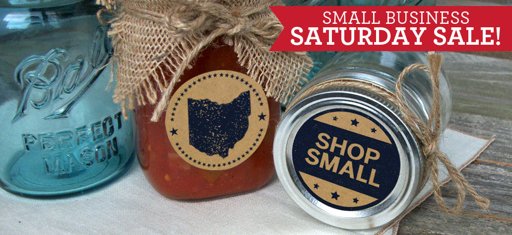 Small Business Saturday Sale 2016