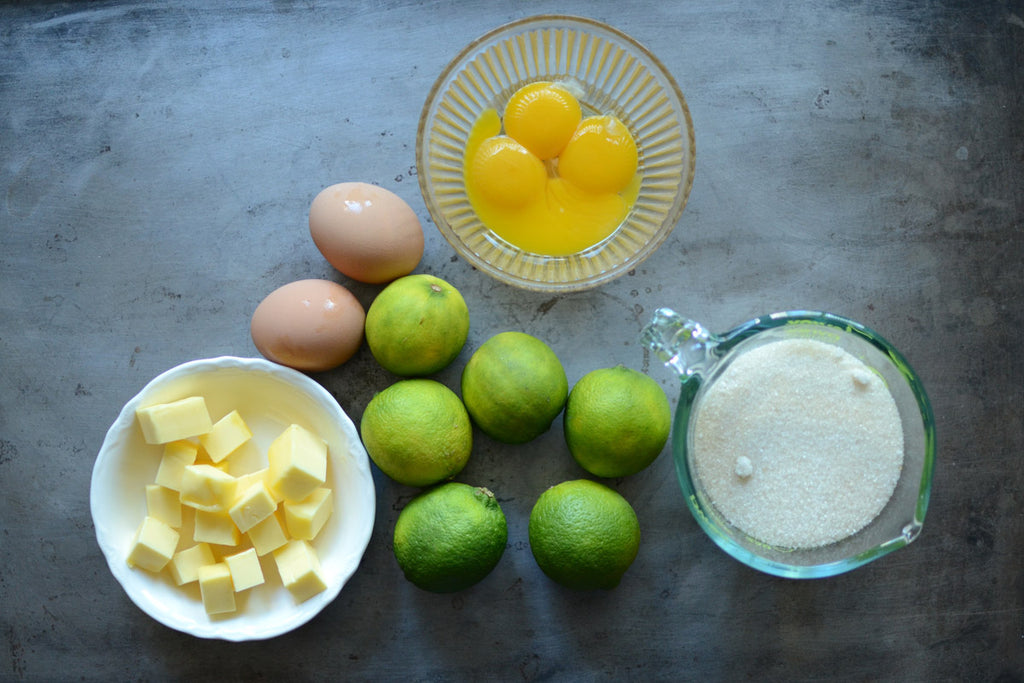 Zesty Lime Curd Canning Recipe   CanningCrafts.com