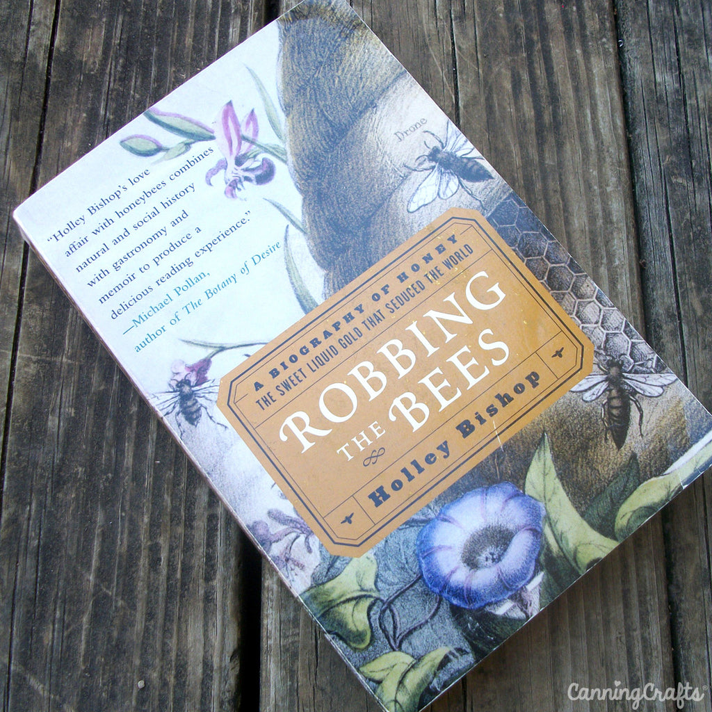 "Book Review of Robbing the Bees: A Biography of Honey—The Sweet Liquid Gold that Seduced the World"" by Holly Bishop 