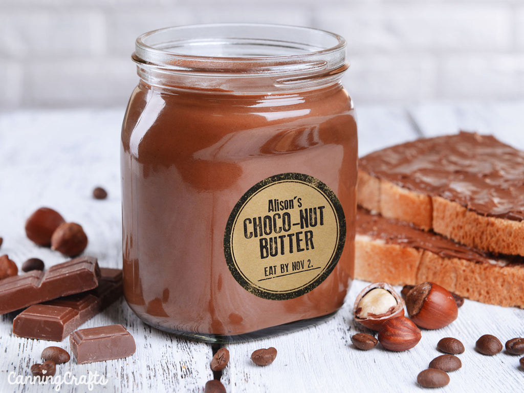 Homemade Nut Butters and Fudge Sauce Recipes
