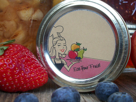 Kraft eat your fruit canning labels | CanningCrafts.com