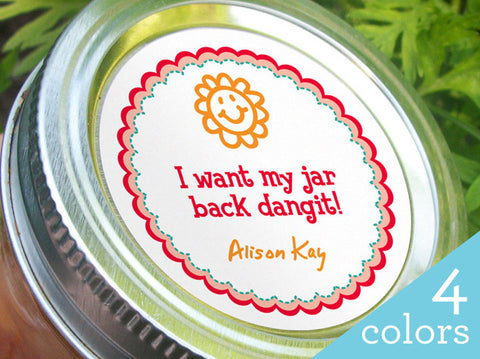 return jar canning labels | CanningCrafts.com