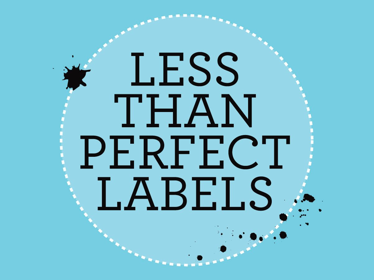 Less than perfect canning labels | CanningCrafts.com