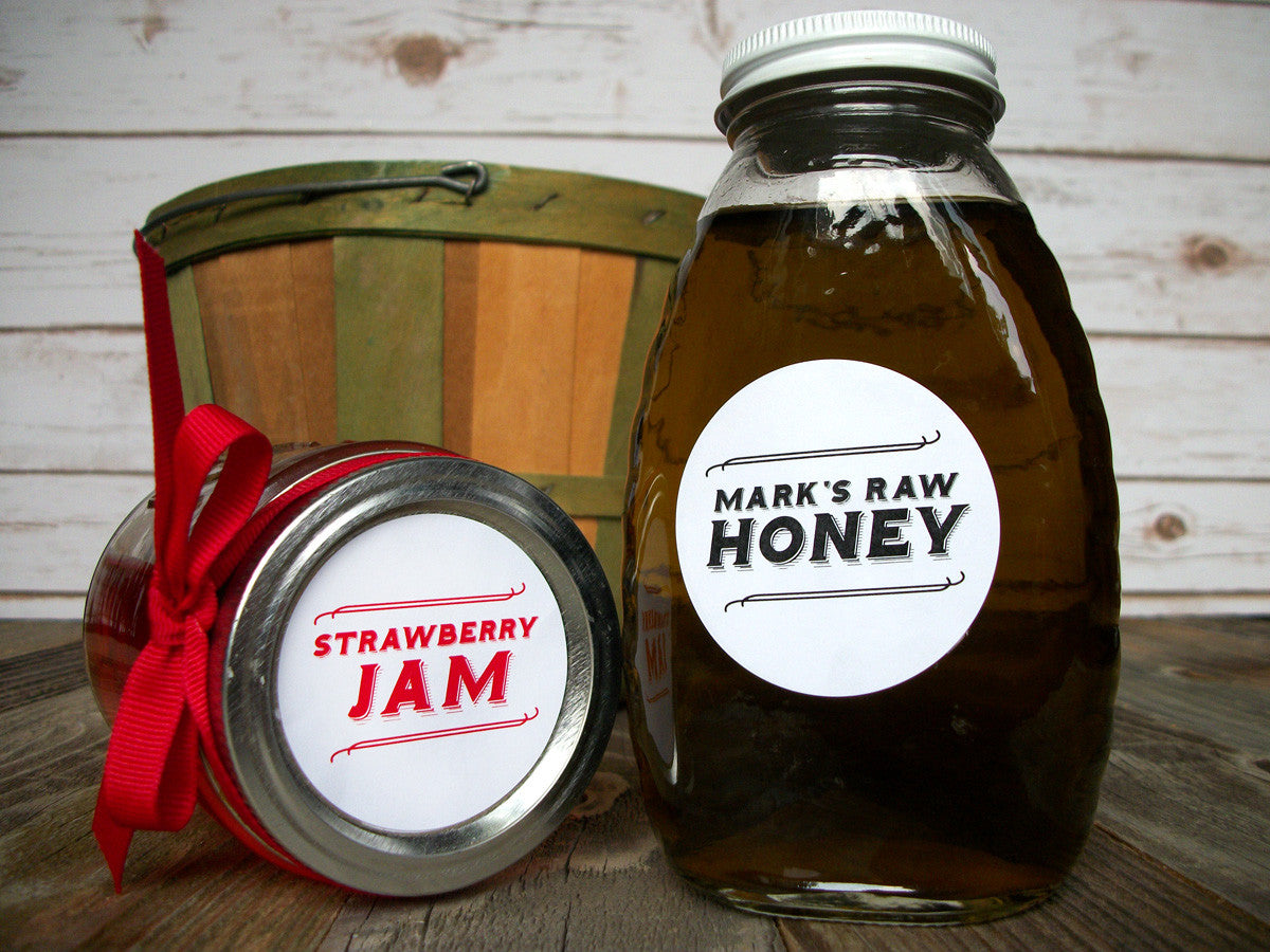 Custom Canning Labels | CanningCrafts.com