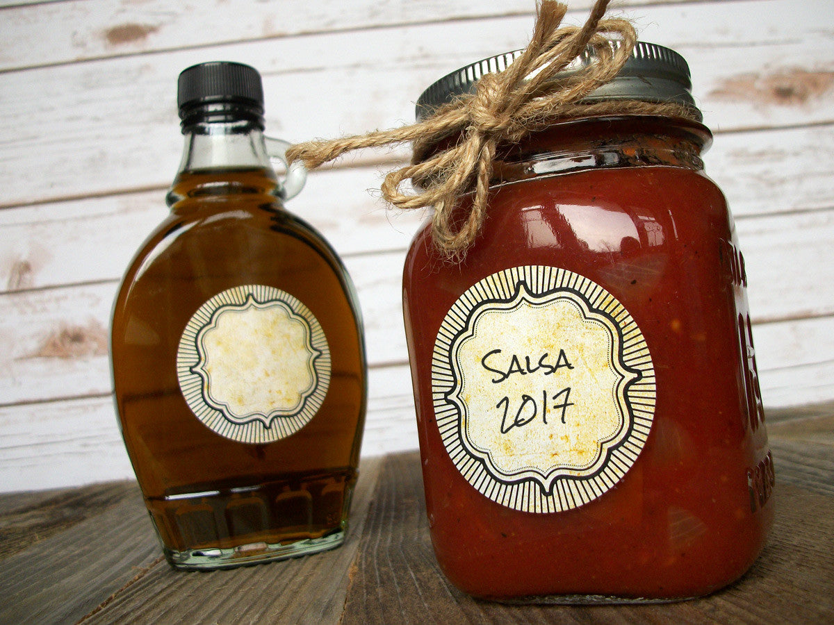 vintage canning jar labels | CanningCrafts.com