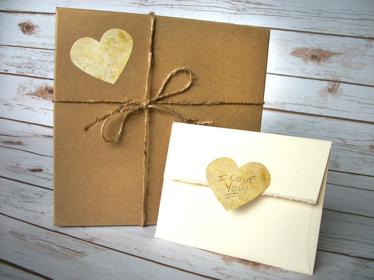 Vintage Heart Labels | CanningCrafts.com