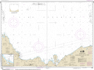 NOAA Nautical Chart 14963: Grand Marais to Big Bay Point;Big Bay Harbor