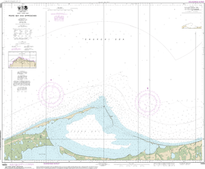 NOAA Nautical Chart 16084: Peard Bay and approaches