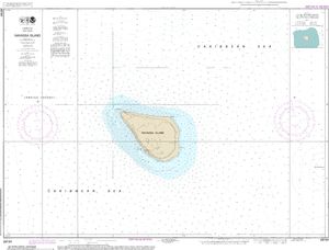 NOAA Nautical Chart 26194: Navassa Island