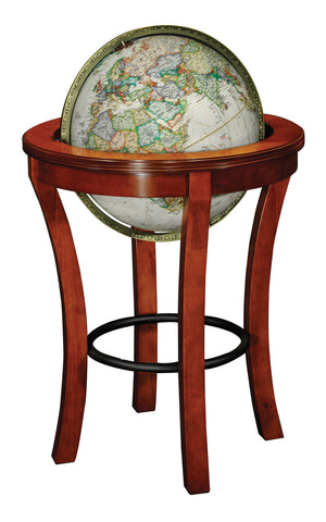 Garrison 16 Inch Floor World Globe By National Geographic