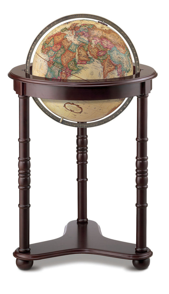 Westminster 16 Inch Floor World Globe By Replogle Globes