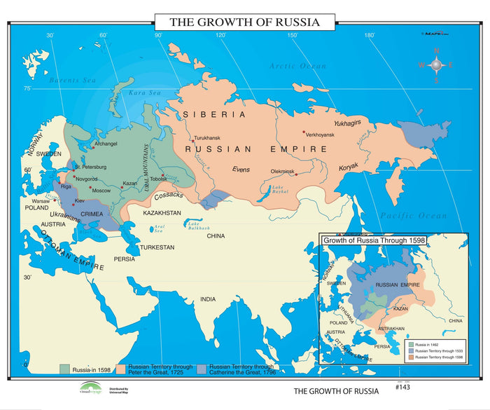 #143 The Growth of Russia