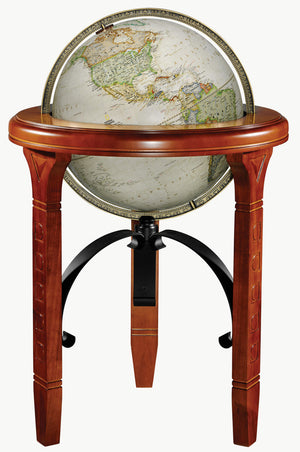 Jameson 16 Inch Floor World Globe By National Geographic